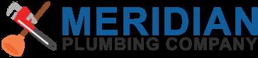 Meridian Plumbing Company Logo